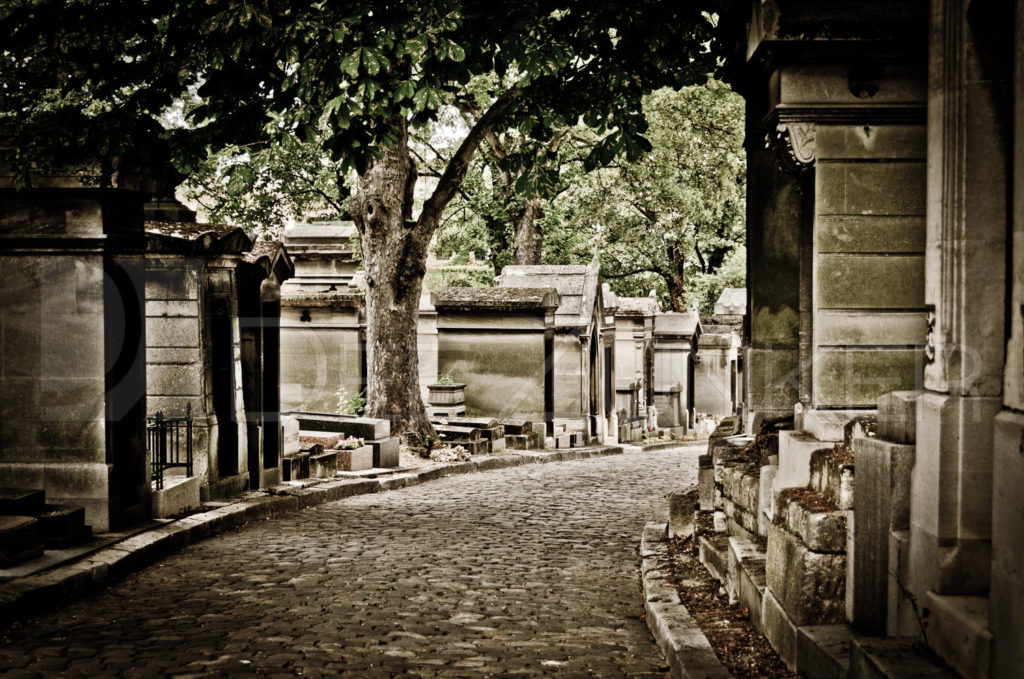 Paris Cemetery Houston Commercial Architectural Photographer Dee Zunker