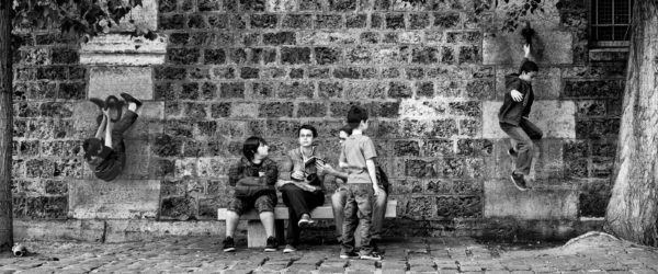 Paris People – Kids at Play