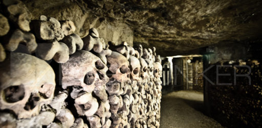 Paris – Catacombs