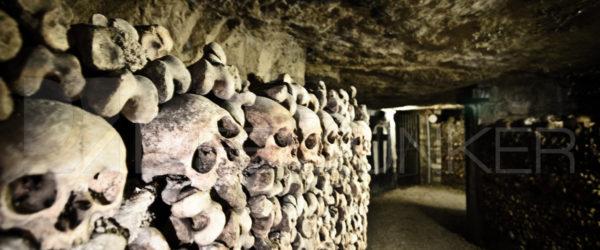 Paris – Catacombs