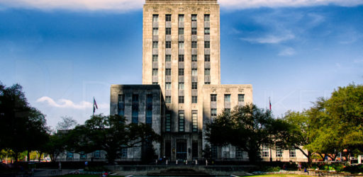 Downtown Houston: City Hall