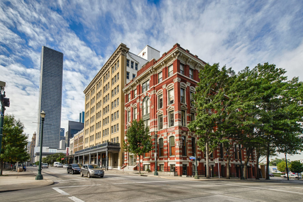 Cotton Exchange Building  141108_0031_D614139_HDR.tif  Houston Commercial Architectural Photographer Dee Zunker