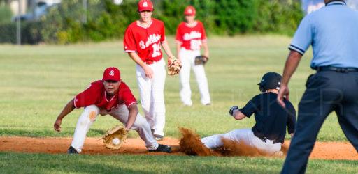 2015-2016 Bellaire Cardinal Baseball