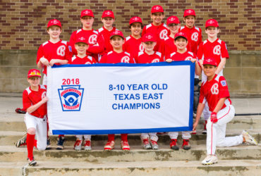 Bellaire Little League 10U Texas East State Champs 2018