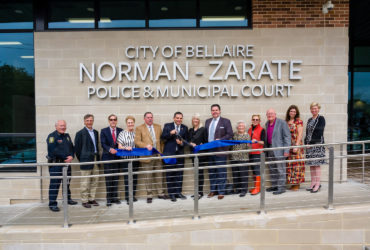 1720-Bellaire Police Norman Zarate Building Dedication