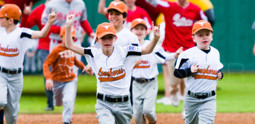 2019 Bellaire Little League Opening Day