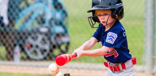 Bellaire Little League T-Ball Braves DBacks 20190323