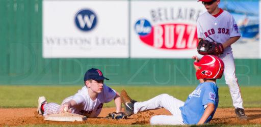 Bellaire Little League Amercian Red Sox Royals 20190327