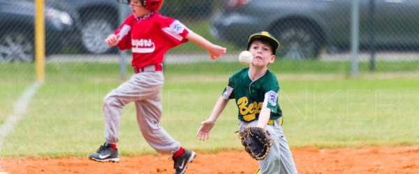 Bellaire Little League Texas Division Bears Cougars 20190330
