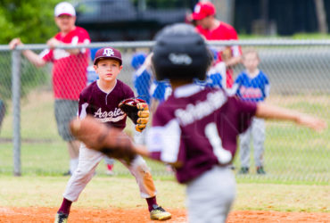 Bellaire Little League Texas Longhorns Aggies 20190330