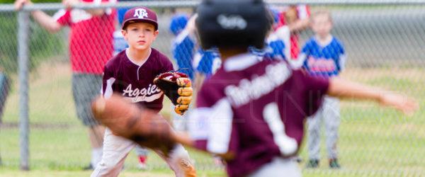 Bellaire Little League Texas Longhorns Aggies 20190330