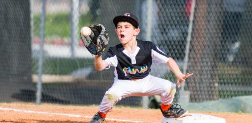 Bellaire Little League National Cardinals Marlins 20190402