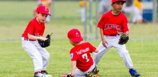 Bellaire Little League Rookies Astros Angels 20190406