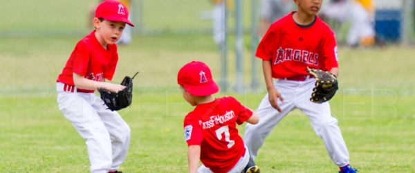 Bellaire Little League Rookies Astros Angels 20190406