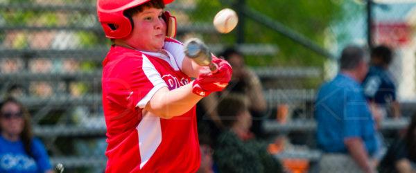 Bellaire Little League National Phillies Dodgers 20190406