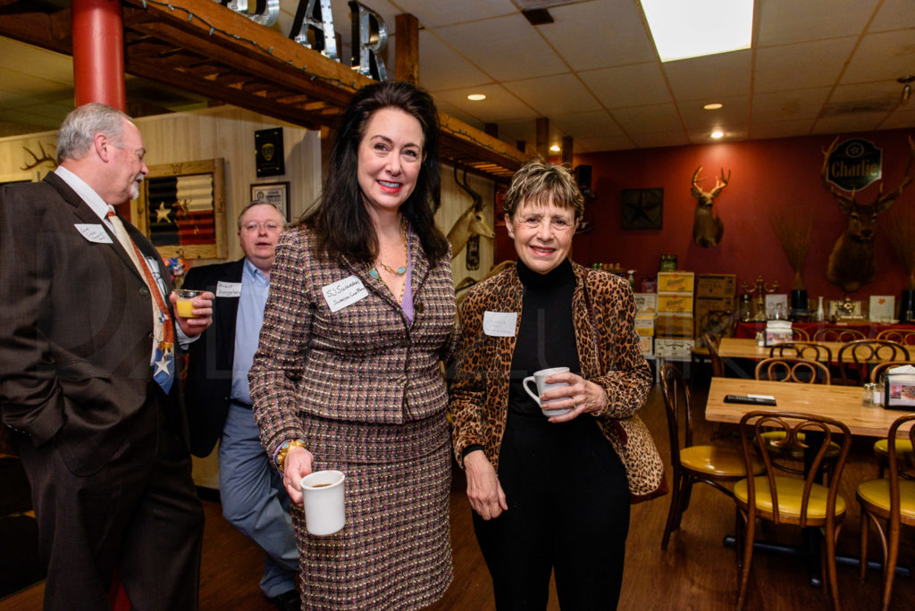 Bellaire Business Association members at the January 19, 2017 Breakfast  20170119-BBA-GeorgeWashingtonLecture-004.dng  Houston Editorial Photographer Dee Zunker