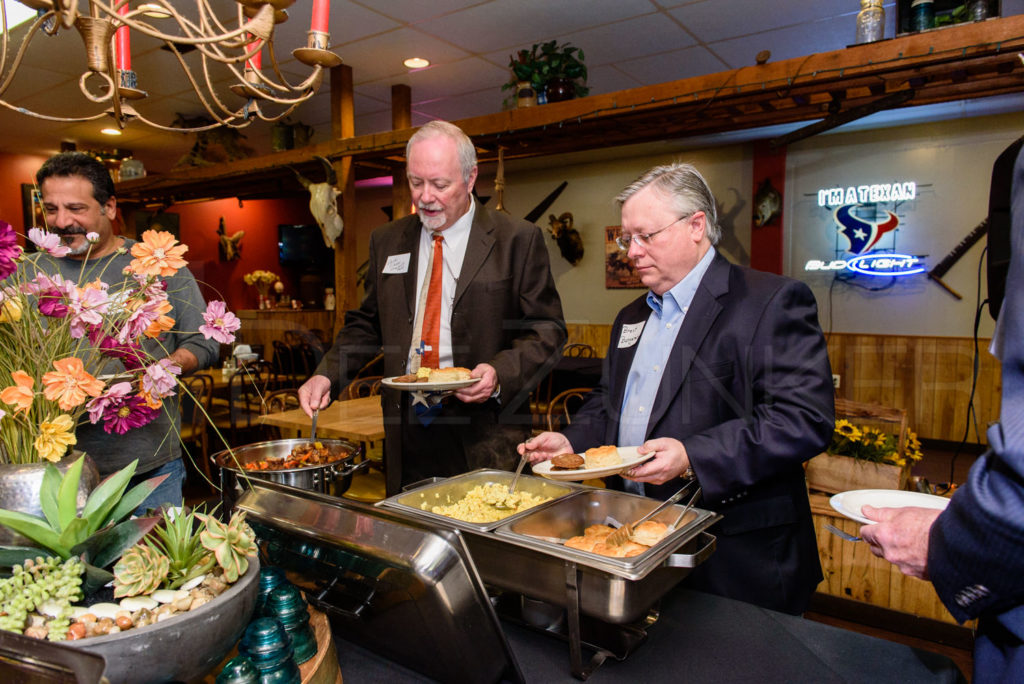 Bellaire Business Association members at the January 19, 2017 Breakfast  20170119-BBA-GeorgeWashingtonLecture-006.dng  Houston Editorial Photographer Dee Zunker