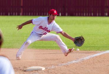20180310 Bellaire Cardinal Baseball – Varsity