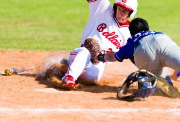 20180312 Bellaire Cardinal Baseball – Varsity