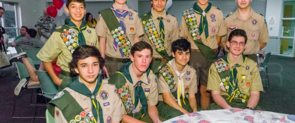 20180508 Troop 505 Eagle Scout Ceremony