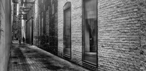 """Alley #1"" Selected for Fine Art Exhibition"