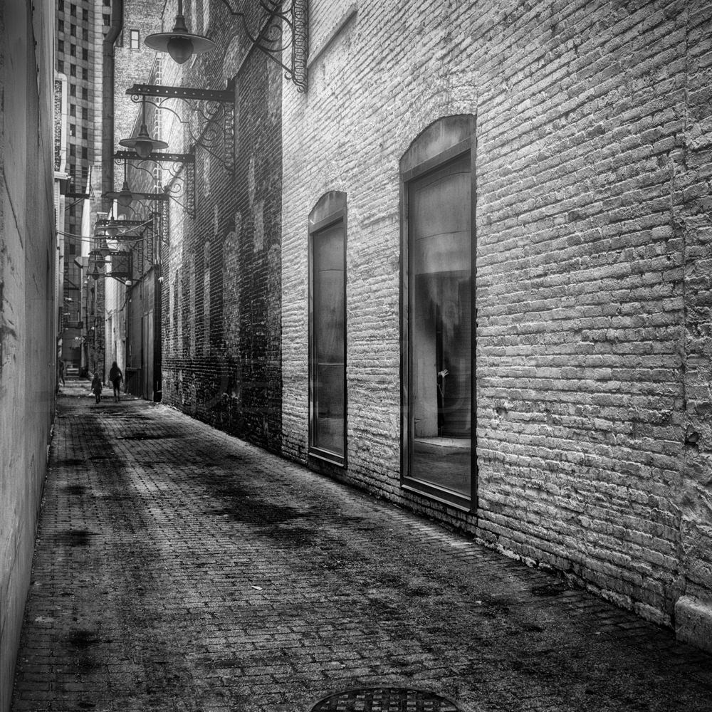 Alley #1  Alley#1-Chicago.psd  Houston Commercial Architectural Photographer Dee Zunker