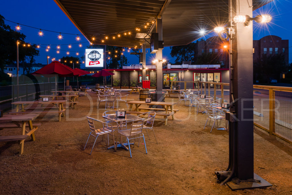 Balls Out Burger - Burgers, Patio, Beer, Wine   BallsOutBurger-001.psd  Houston Commercial Architectural Photographer Dee Zunker