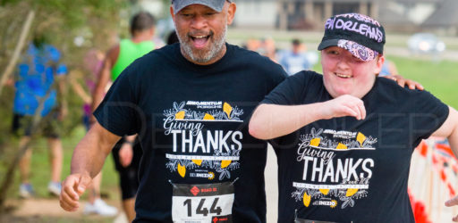 Bel Inizio Giving Thanks 5k-10k Run 2017