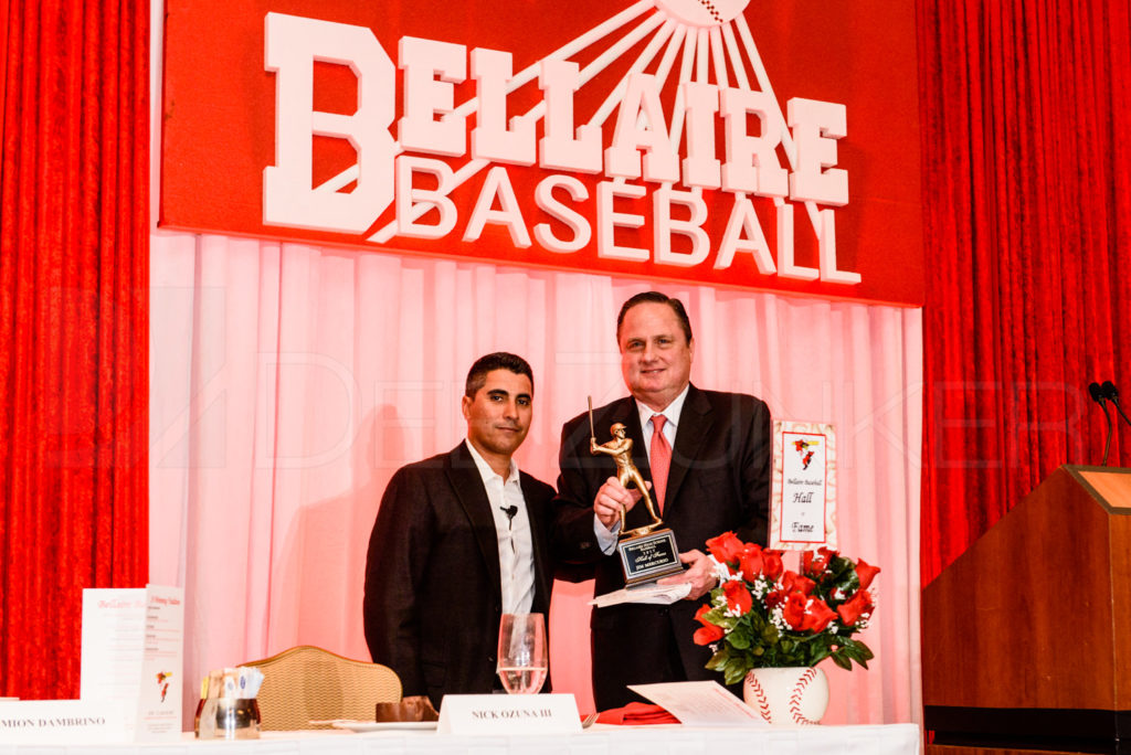 Bellaire-Baseball-HallofFame-2017-036.NEF  Houston Sports Photographer Dee Zunker