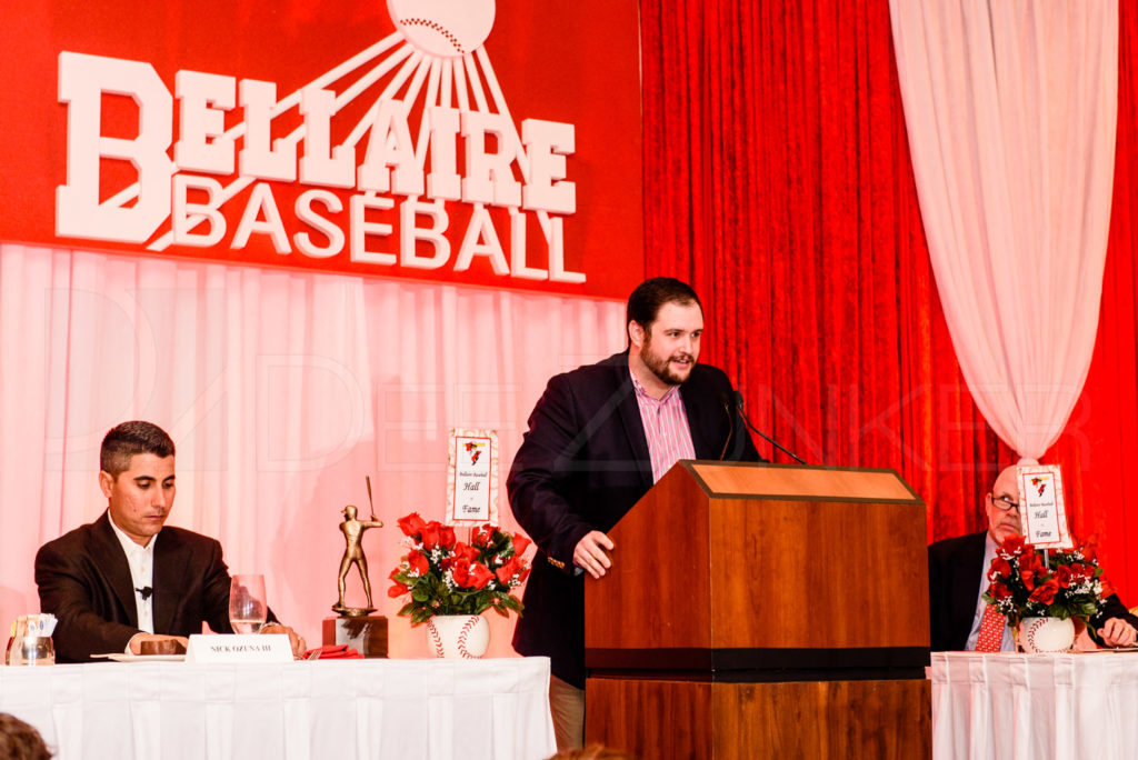 Bellaire-Baseball-HallofFame-2017-054.NEF  Houston Sports Photographer Dee Zunker
