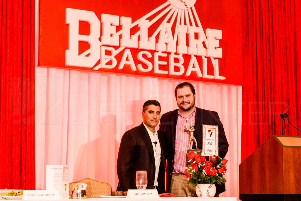 Bellaire-Baseball-HallofFame-2017-057.NEF  Houston Sports Photographer Dee Zunker