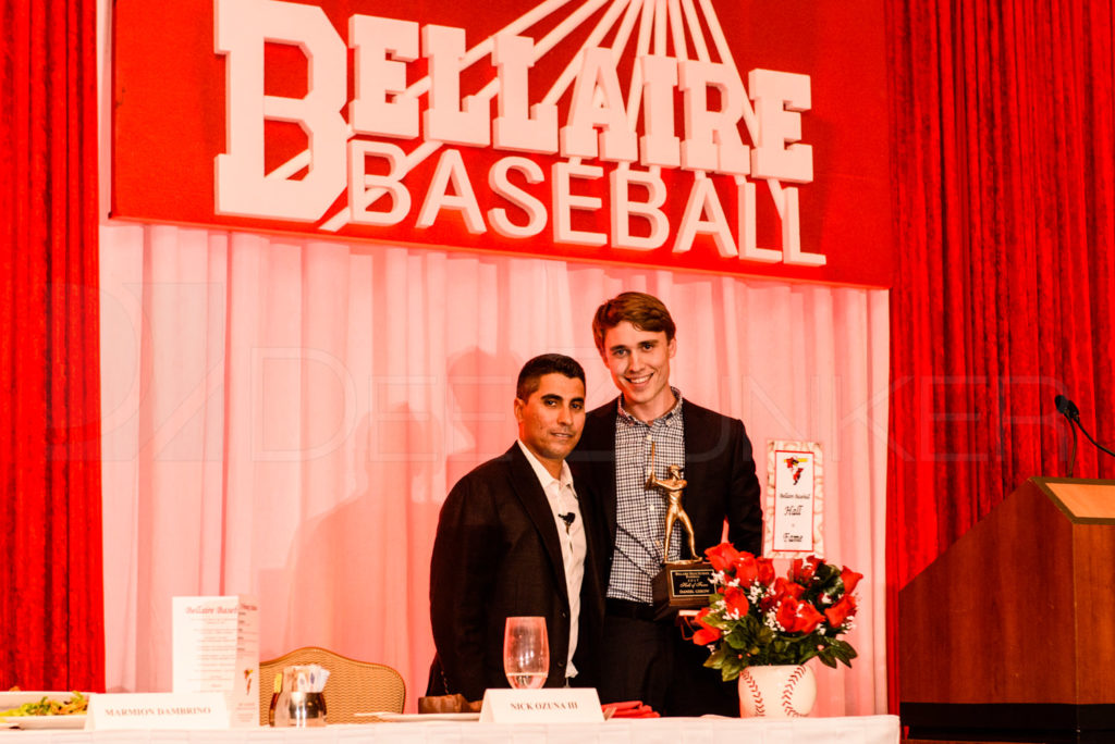 Bellaire-Baseball-HallofFame-2017-063.NEF  Houston Sports Photographer Dee Zunker