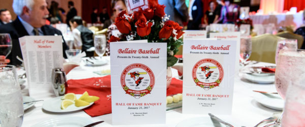 2017-01 Bellaire Baseball Hall of Fame