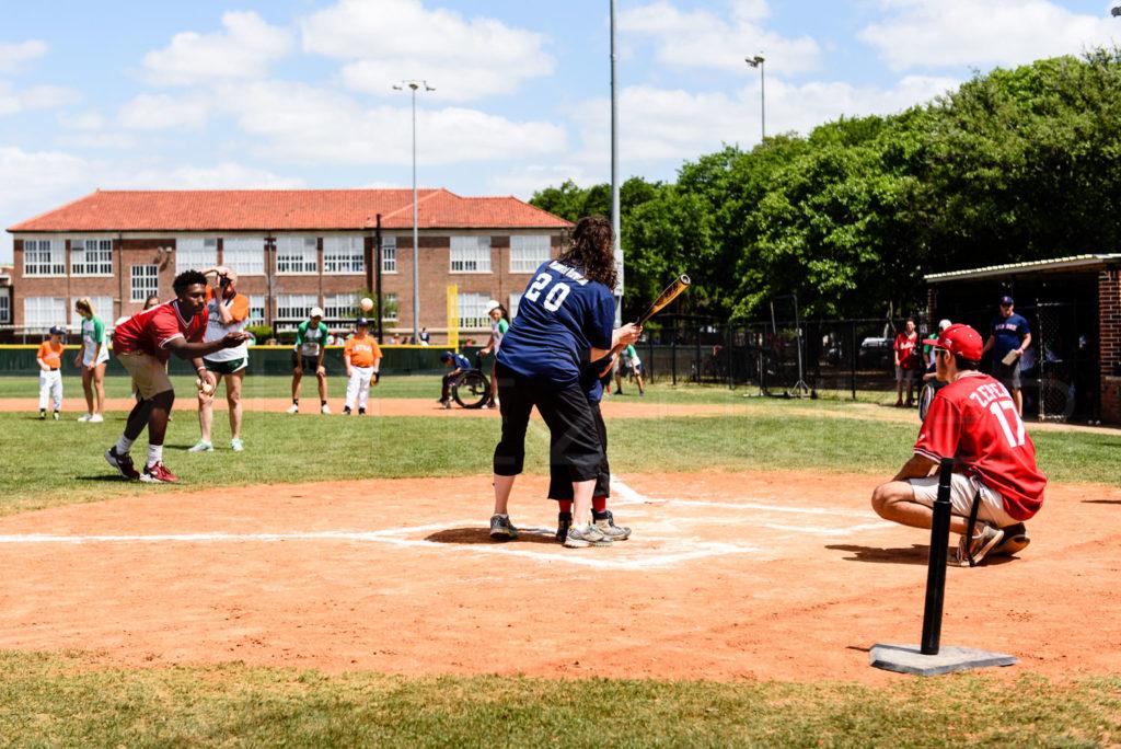 Bellaire-Cardinal-Baseball-Challenger-Games-20170409-022.dng  Houston Sports Photographer Dee Zunker