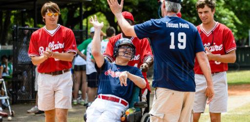 20170409 Bellaire Baseball Challenger Games