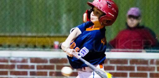 Bellaire Little League Majors Astros Athletics 20180404