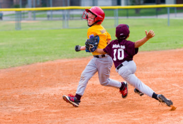 Bellaire Little League Texas Aggies Sun Devils 20180405
