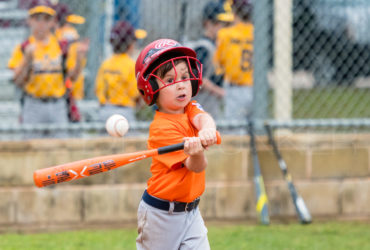 Bellaire Little League Rookies Astros Athletics 20180407