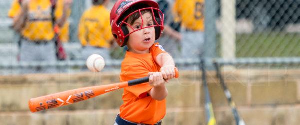 Bellaire Little League Rookies Astros Athletics 20180407