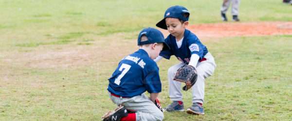 Bellaire Little League TBall Red Sox Blue Jays 20180407