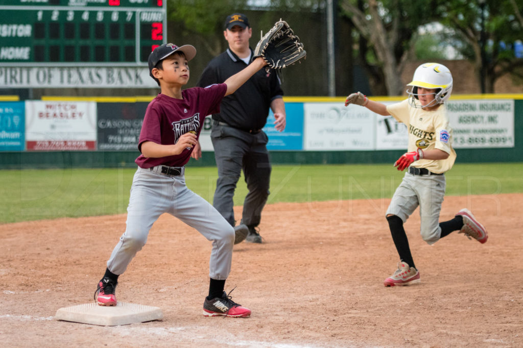 BellaireLL-20180412-Minors-Rattlers-Knights-134.DNG  Houston Sports Photographer Dee Zunker