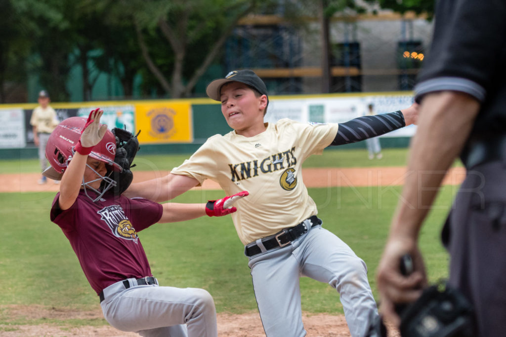 BellaireLL-20180412-Minors-Rattlers-Knights-160.DNG  Houston Sports Photographer Dee Zunker