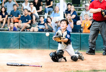 Bellaire Little League Minors Express BlueClaws 20170519