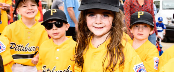 Bellaire Little League Opening Day 2017