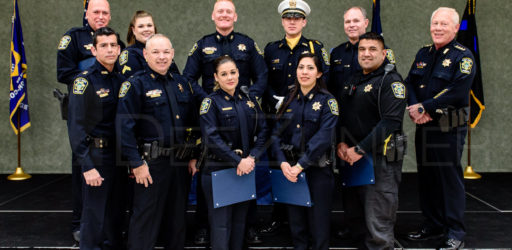 Bellaire Police 2016 Awards