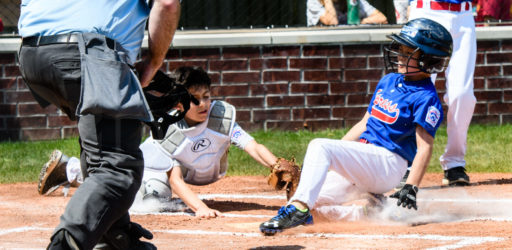 Bellaire Little League Minors Division Express Yahoos 20170326