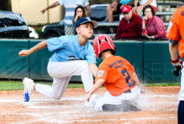 Bellaire Little League Minors Division Hooks HotRods 20170406