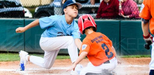 Bellaire Little League Minors Division Hooks HotRods 20170406