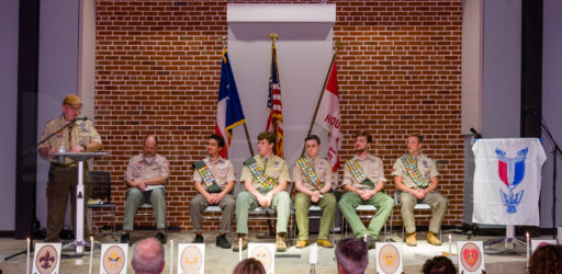 20180407 Eagle Scout Court of Honor Troop 46