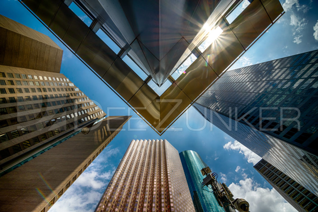 TOTALly Beautiful Day  Houston-Architectural-Photographer-Looking-Up-TOTAL-Building.psd  Houston Commercial Photographer Dee Zunker